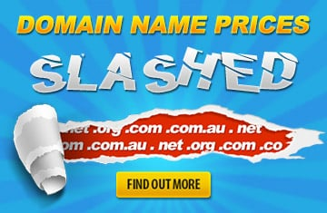 Domain Prices Slashed