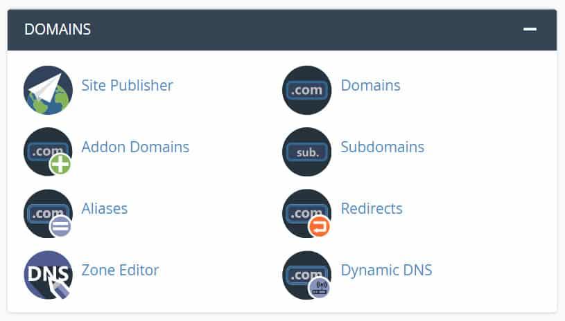 CP Domains