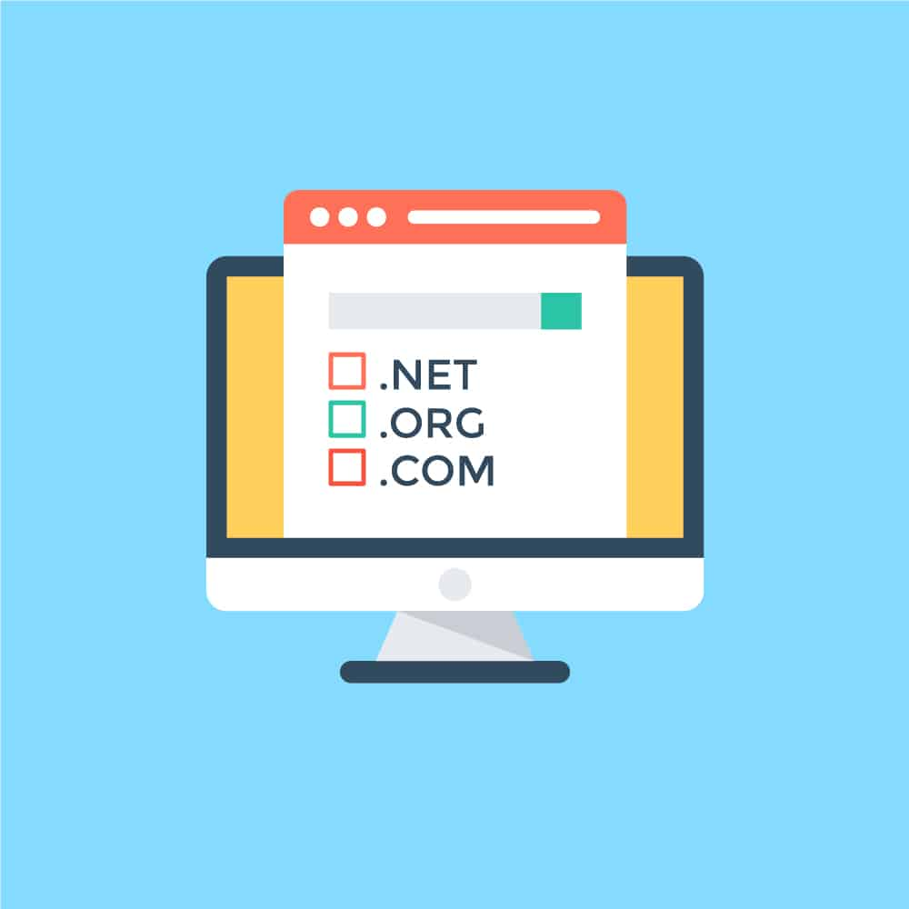Domain Name Search & Registration